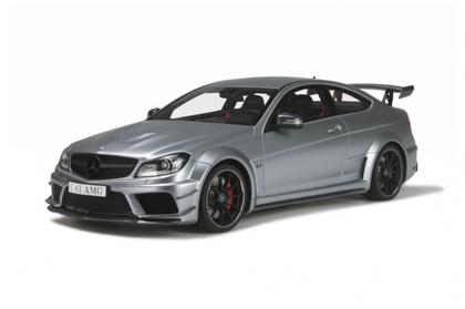 MERCEDES-AMG C 63 BLACK SERIES (February)