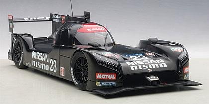 NISSAN GT-R LM NISMO 2015 TEST CAR