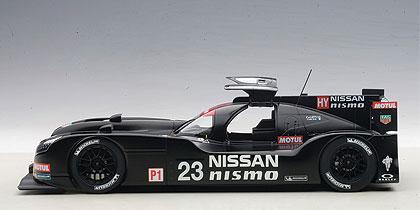 Nissan Gt R Lm Nismo 2015 Test Car
