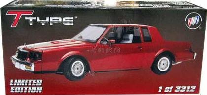 Buick T-Type 1986
