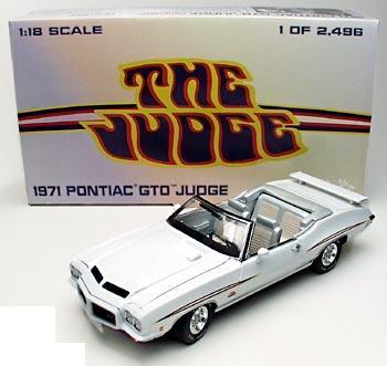 Pontiac GTO Judge 1971