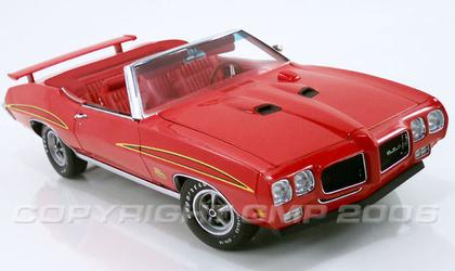 Pontiac GTO Judge 1970 Convertible