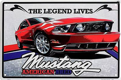 Ford Mustang Legend Lives