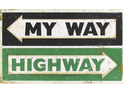 My Way Highway