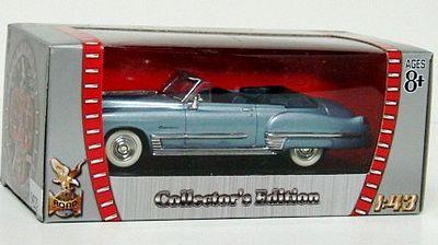 1949 Cadillac Coupe de Ville Convertible