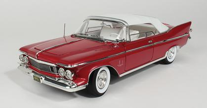 1961 Chrysler Imperial Crown Convertible w/ Removable Bonnet