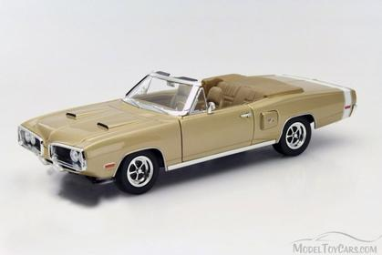1970 Dodge Coronet R/T Convertible, Gold/Brown