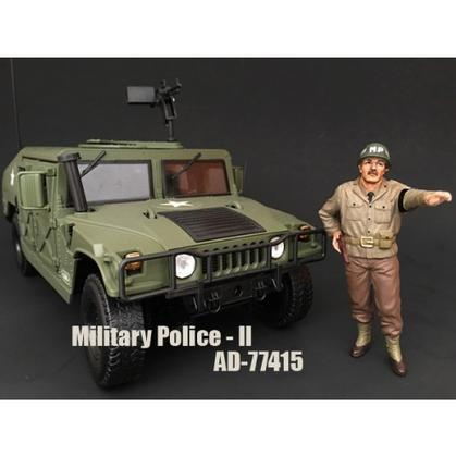 WWII US Military Police Figure -II