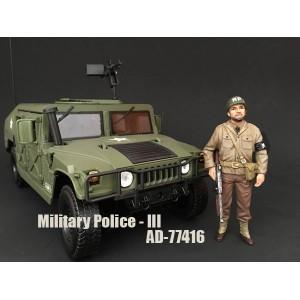 WWII US Military Police Figure -III