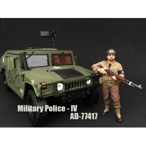WWII US Military Police Figure -IV