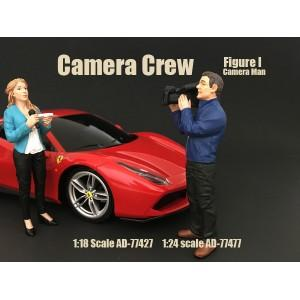 Camera Crew I - Camera man