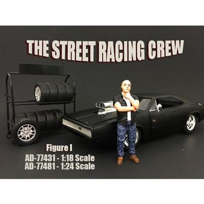 Street Racing Figure I
