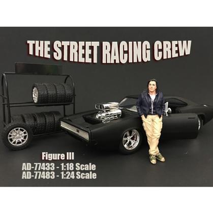 Street Racing Figure III