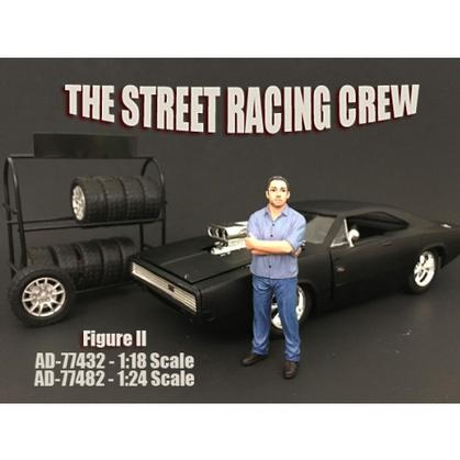 Street Racing Figure II