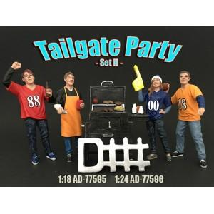 Tailgate Party Figure Set II