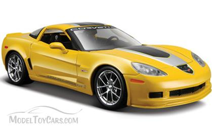 2009 Chevrolet Corvette Z06 GT1 Commemorative Edition Hard Top.