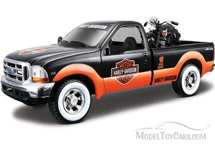 1999 Ford F-350 Super Duty Pickup Harley-Davidson