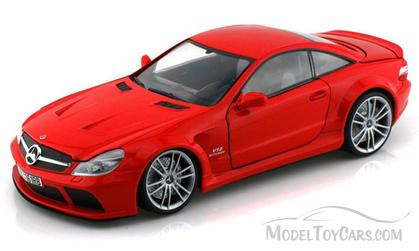 Mercedes-Benz SL65 AMG Black Series Hard Top