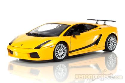Lamborghini Gallardo Superleggera Hard Top