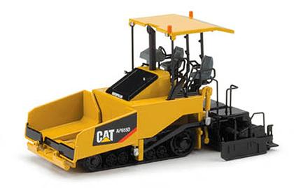 Caterpillar AP655D Asphalt Paver with Canopy
