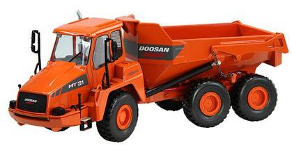 Doosan Moxy MT 31 Articulated Dump Truck
