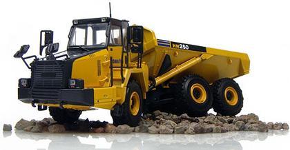 Komatsu HM250 Articulated Dump Truck