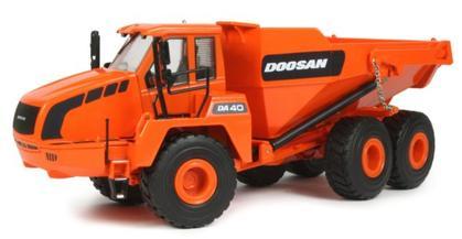 Doosan DA40 Articulated Dump Truck