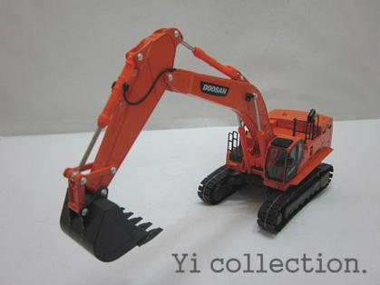 Doosan dx700 lc Hydraulic Excavator