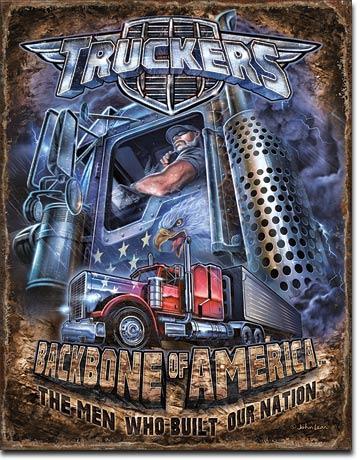 Truckers - Backbone