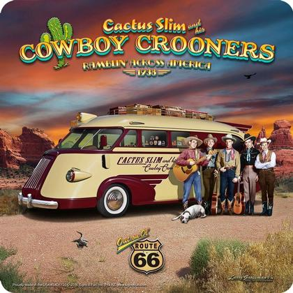Rt. 66 Cowboy Crooner