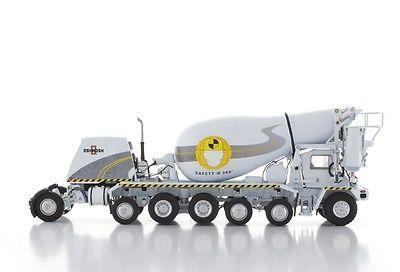 Oshkosh S Series Front Discharge Mixer Safety 360