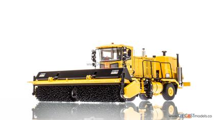 Sweepster S3100B Sweeper On Oshkosh H Series Chassis