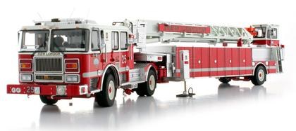 Seagrave Engine - New London Fire Department