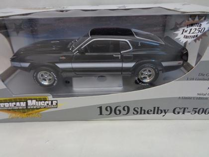 1969 SHELBY GT 500 ÉLITE LIMITÉ DE 1250