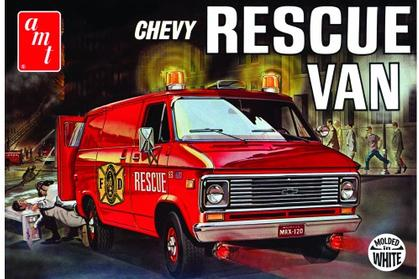 1975 Chevy Rescue Van