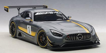 MERCEDES-AMG GT3 PRESENTATION CAR