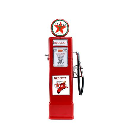 Gas Pump Coin Bank