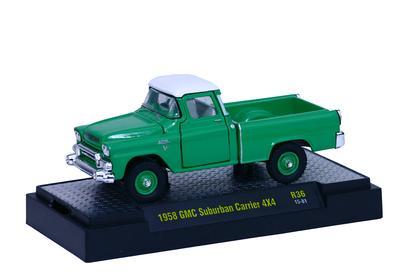 1958 GMC Suburban Carrier 4X4