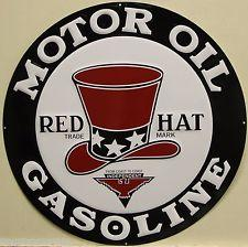 RED-HAT MOTOR OIL