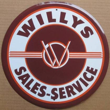 WILLYS SALES-SERVICE