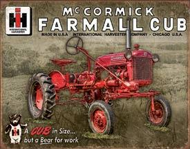 Mc CORMICK FARMALL CUB