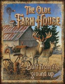 THE OLDE FARM HOUSE