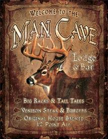 MAN CAVE LODGE & BAR