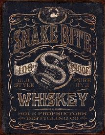SNAKE BITE WHISKEY