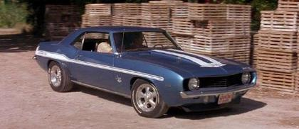 Chevrolet Camaro Yenko 1969 Fast and Furious *IN STOCK*