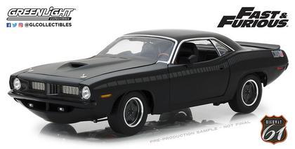 Plymouth Cuda ARR