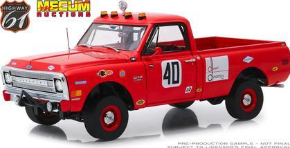1969 Chevrolet 4x4