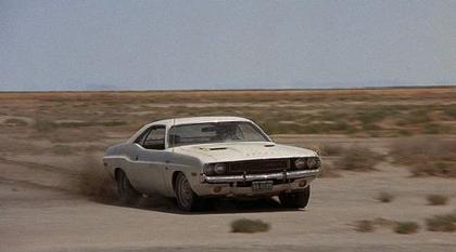 Dodge Challenger R/T 1970 (Vanishing Point ?)