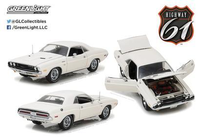 Dodge Challenger R/T 1970 (Vanishing Point ?)