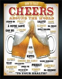HOW TO TOAST- CHEERS